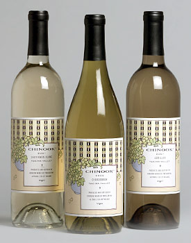 Chinook White Wines